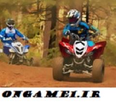 بازی آنلاین موتور سواری در جنگل