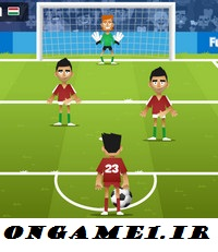 بازی آنلاین پنالتی