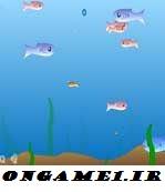 بازی آنلاین ماهی کوچولو